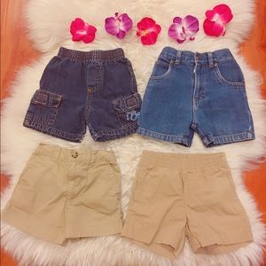 Other - 🔥clearance 🔥Bundle of 4 boy Shorts